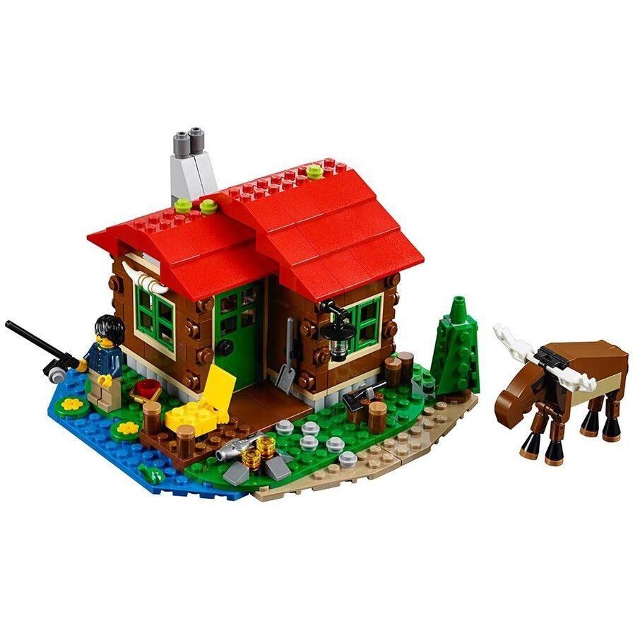 Creator Lakeside Lodge