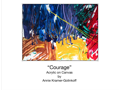 """Courage"" Painting by Annie Kramer-Golinkoff"