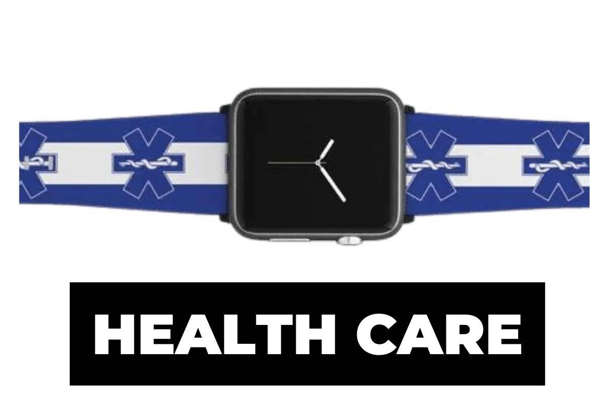 Health care apple watch