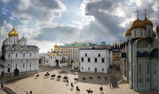 Входной билет на территорию Кремля (без экскурсии)