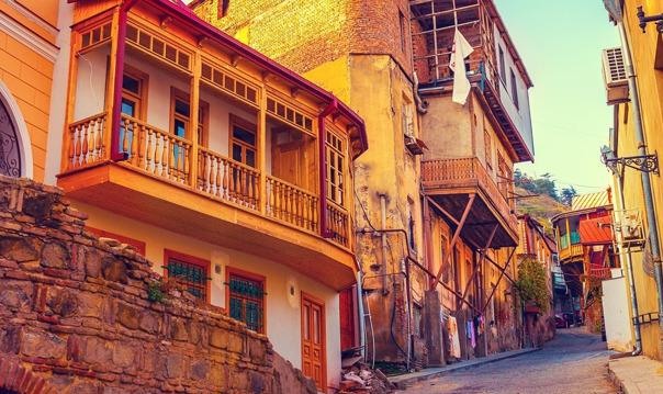 Панорамная экскурсия по Тбилиси