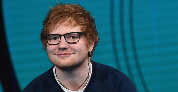 «День с Легендой» на Эльдорадио: Ed Sheeran - Новости радио OnAir.ru