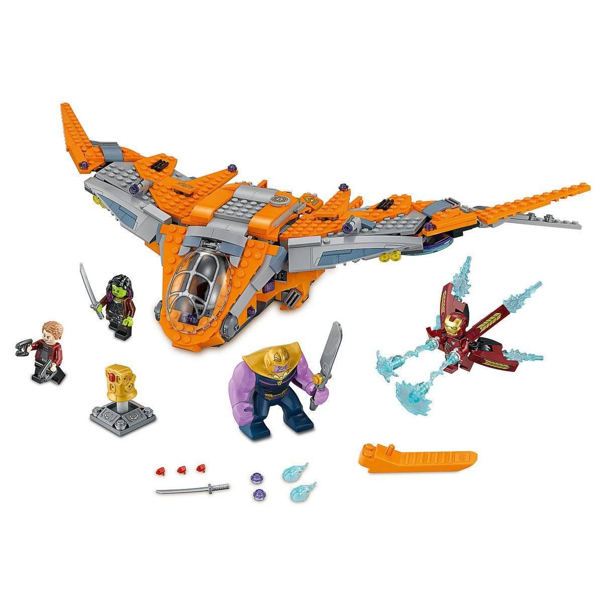 LEGO THANOS: ULTIMATE BATTLE