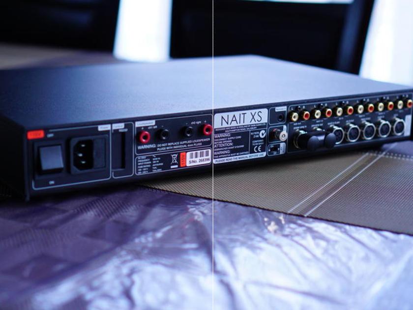 Naim Audio Nait XS 60 Watt Integrated Amplifier