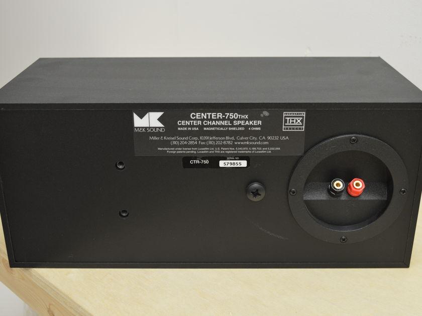 M&K 750THX - Center Channel Speaker