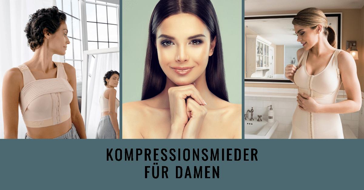 Marena Recovery Kompressionsmieder für Damen