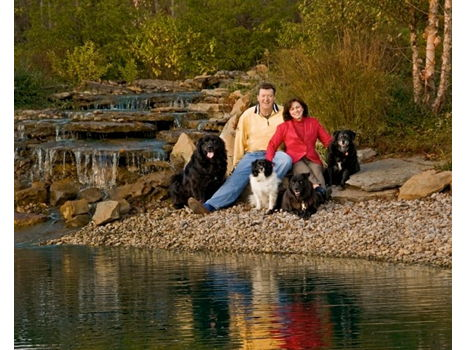 Family Portrait with Stephen Photography