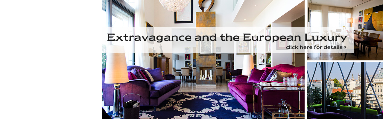 Budapest - Extravagance and the European Luxury