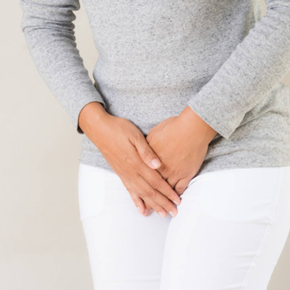Incontinence or peeing yourself is common during menopause