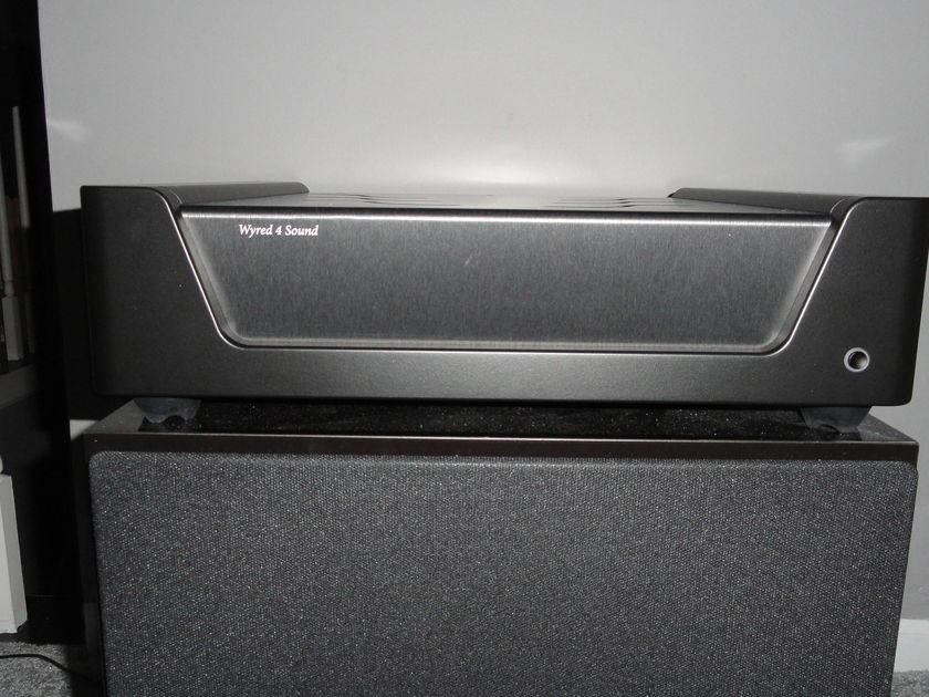 Wyred 4 Sound ST-1000 mk2 500 wpc amplifier