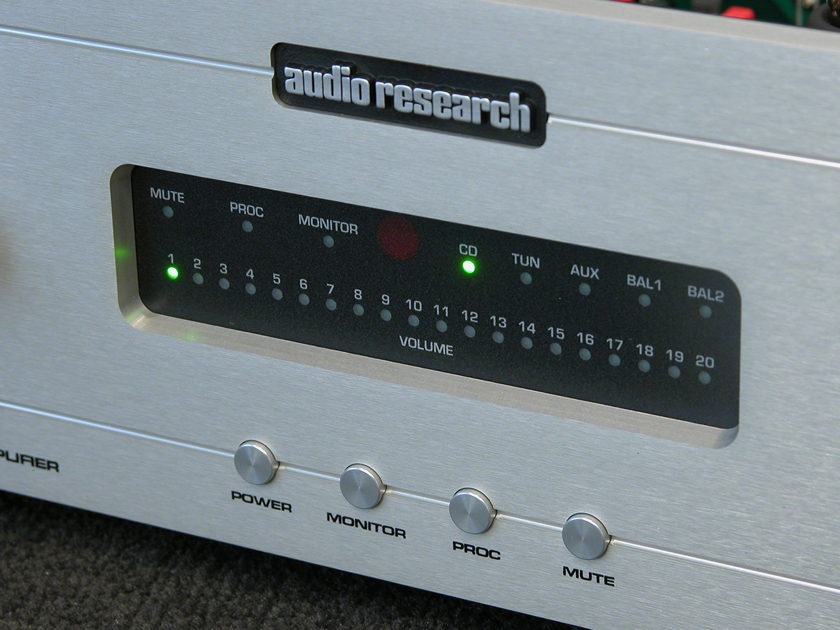 Audio Research LS-17 SE Linestage Preamplifier