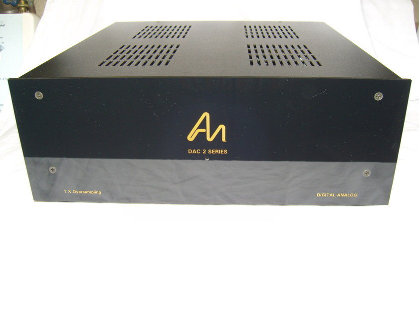 AUDIO NOTE  DAC 2.1  BRAND NEW IN THE BOX !