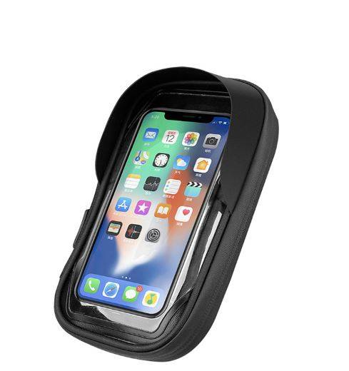 Bike phone holder, Phone holder on bike
