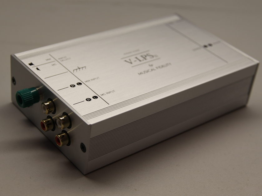 Musical Fidelity V-LPSII Phono Preamplifier
