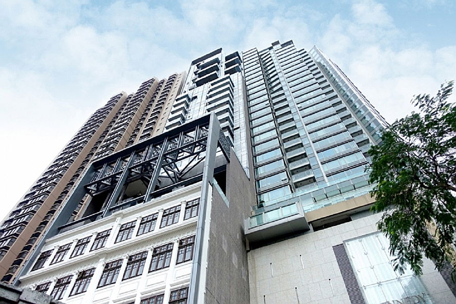 Hong Kong - kennedy park apartment for sale