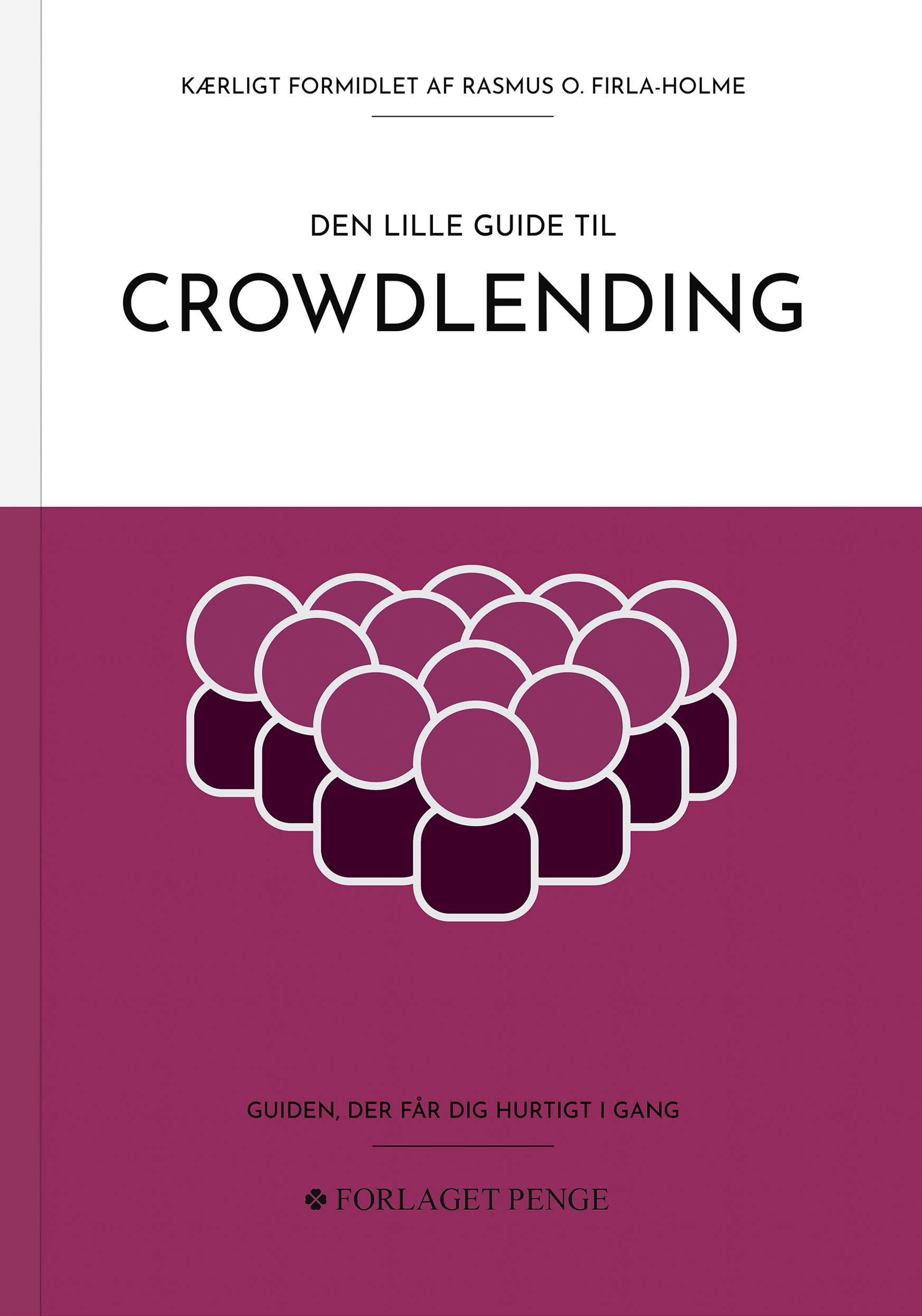 Den Lille Guide til Crowdlending Forside