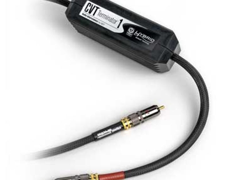 MIT CVT1 rca 1m pr. New-in-Box 14th ANNIVERSARY SALE! HALF- PRICE!  LIFETIME WARRANTY
