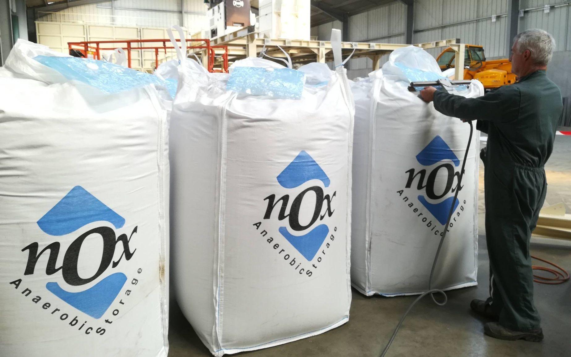 big bag nox soudure