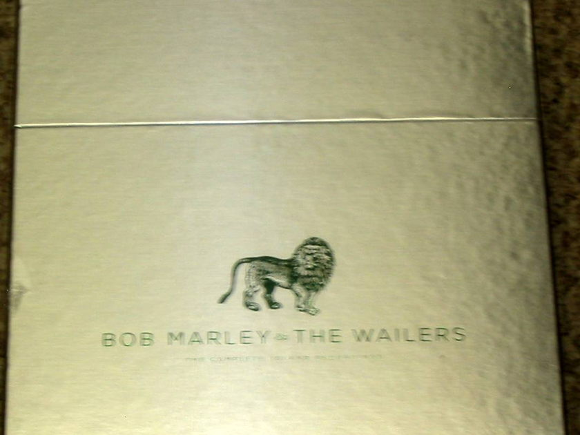 Bob Marley & The Wailers The Complete Island Recordings