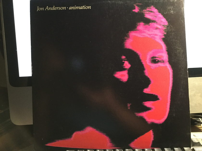 JON ANDERSON - animation YES SOLO