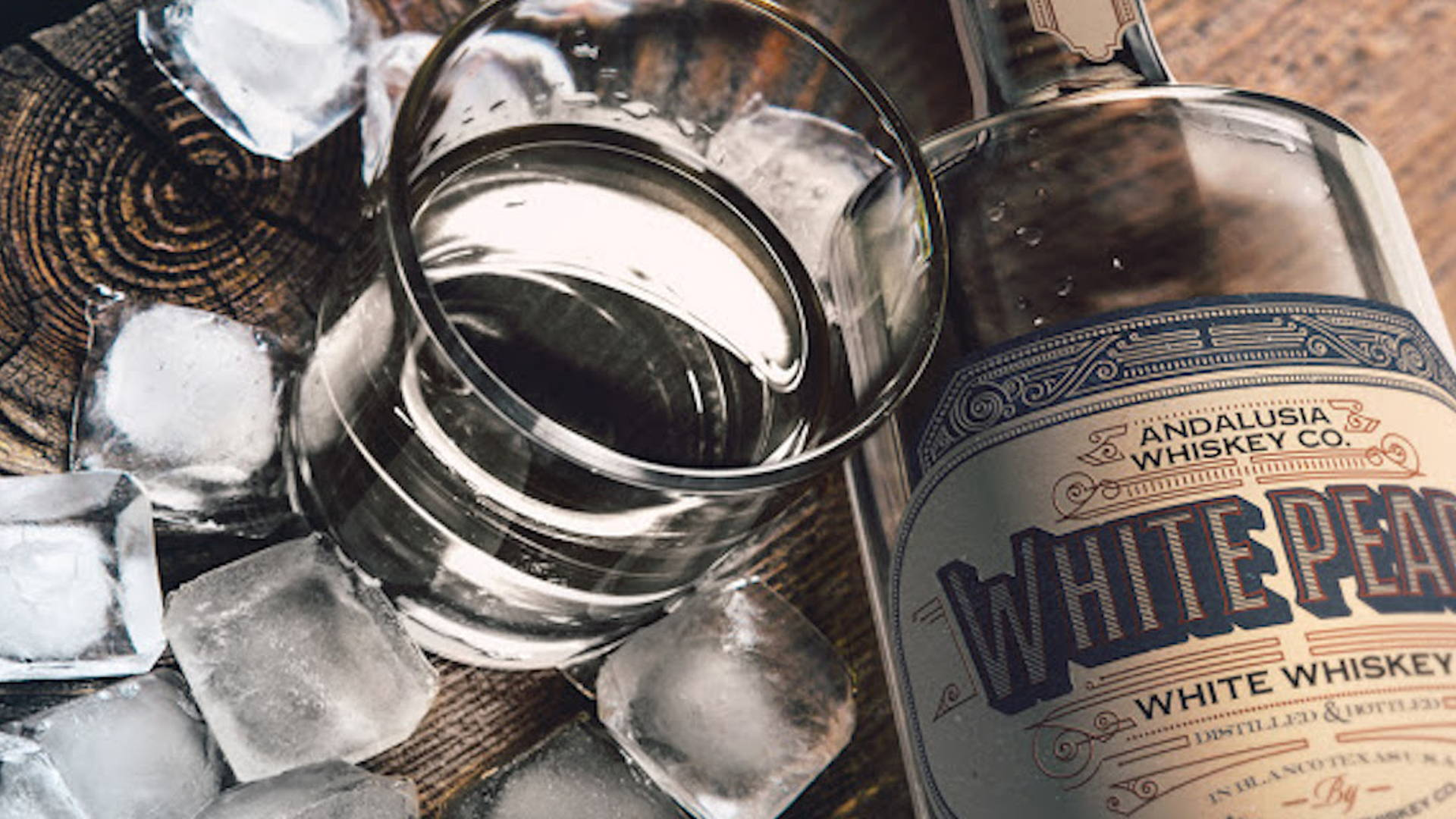 White Pearl by Andalusia Whiskey Co    Dieline