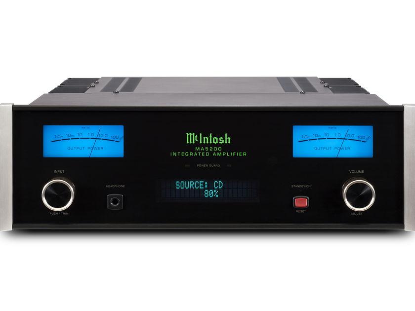 McIntosh MA5200 Integrated AMP