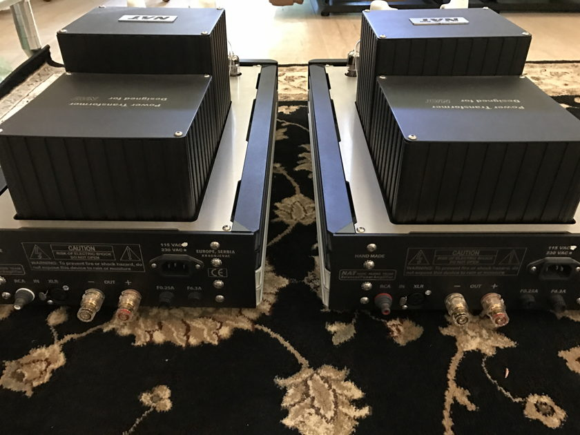 MAT AUDIO Generator tube Mono block amplifier  Great condition with LOW PRICE
