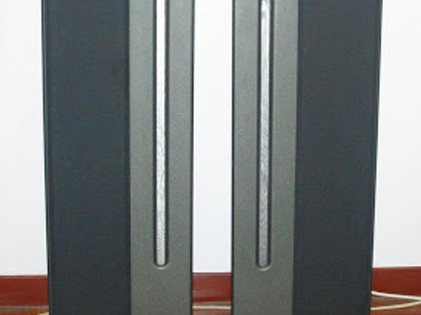 Apogee Acoustics Centaur Major pair (Silver Grey)