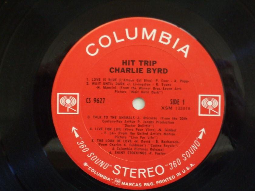 Charlie Byrd - Columbia CS 9627 Hit Trip