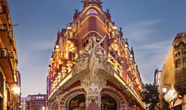 Триумфальная Барселона. Район Эль Борн
