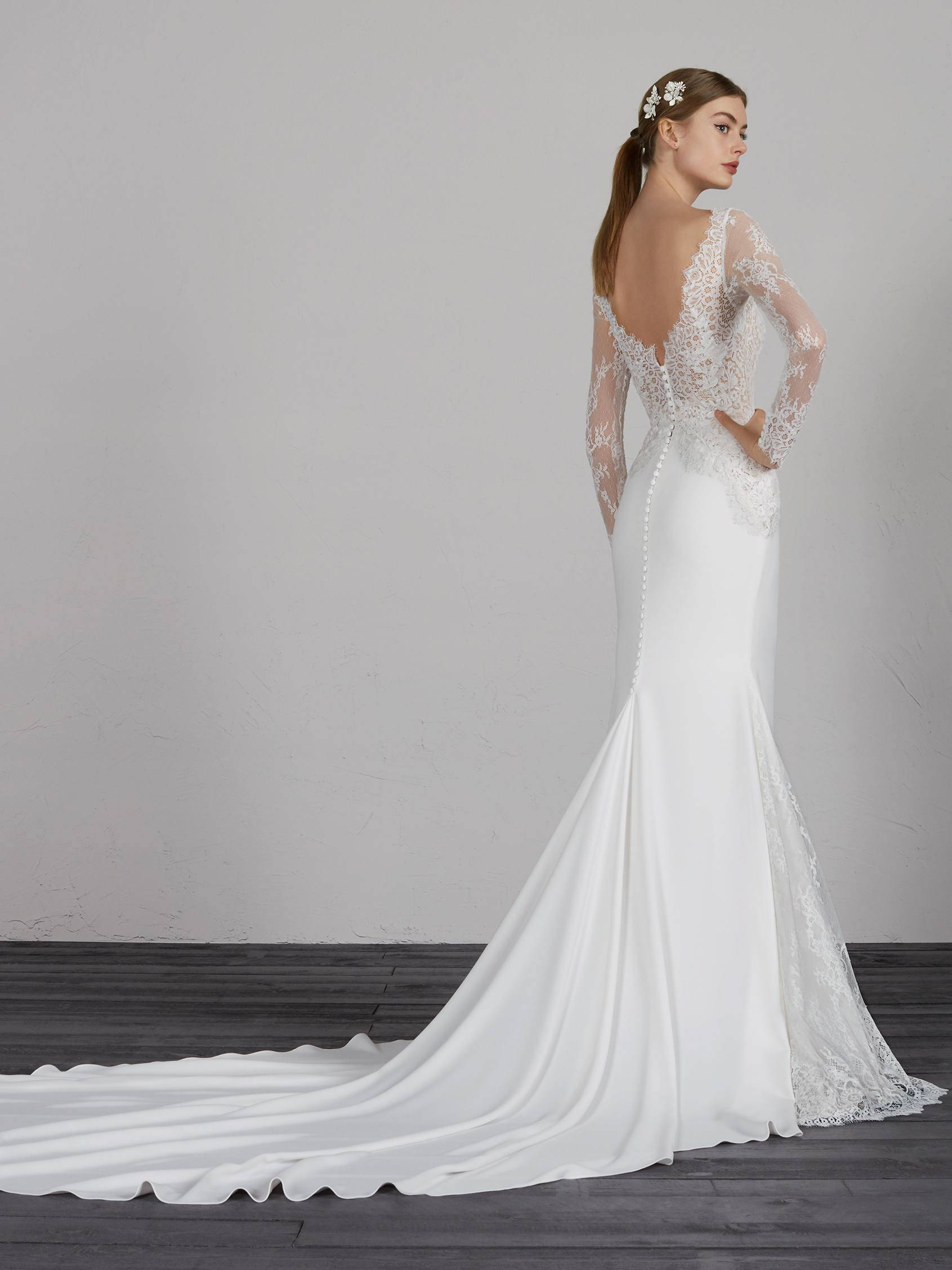 PRONOVIAS MISTIC DRESS