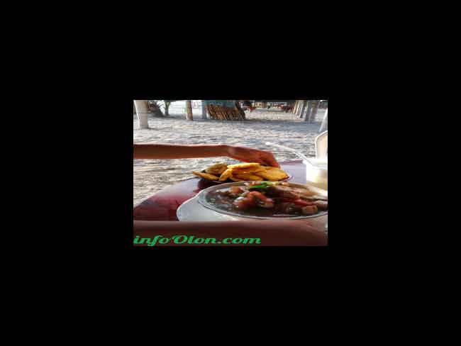 Gastronomía-Olon