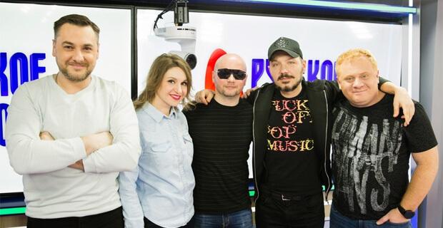 Filatov&Karas заглянули в гости к «Русским Перцам» - Новости радио OnAir.ru