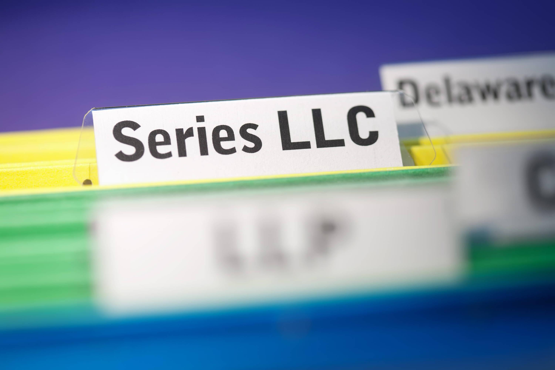 delaware series llc
