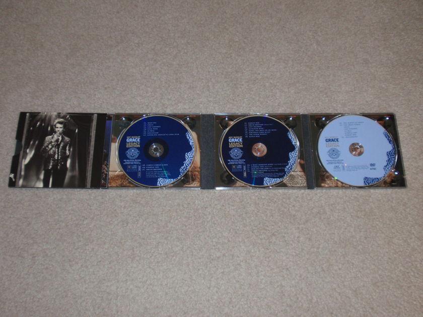 Jeff Buckley - Grace-Legacy edition 2 cd's + dvd