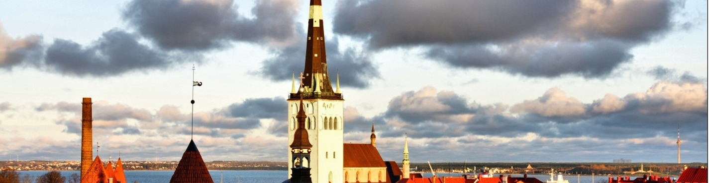 Таллин конца 19 века