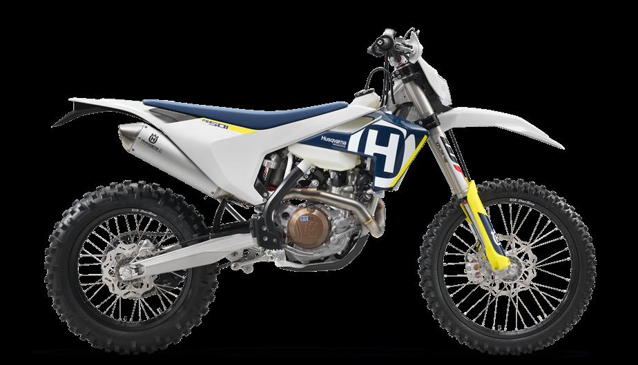 2018 HUSQVARNA MOTORCYCLES FE 501