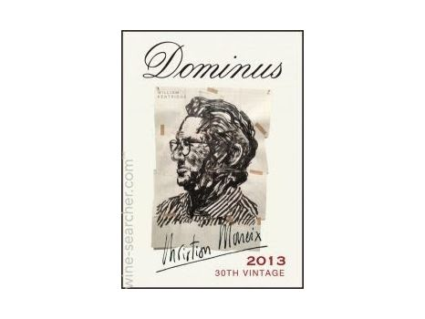 Outstanding Dominus Estate Napa Valley Vertical