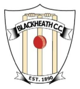 Blackheath Cricket Club Logo