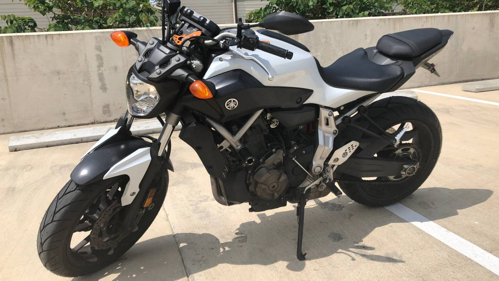 Yamaha Fz 07 For Rent Near Cedar Park Tx Riders Share