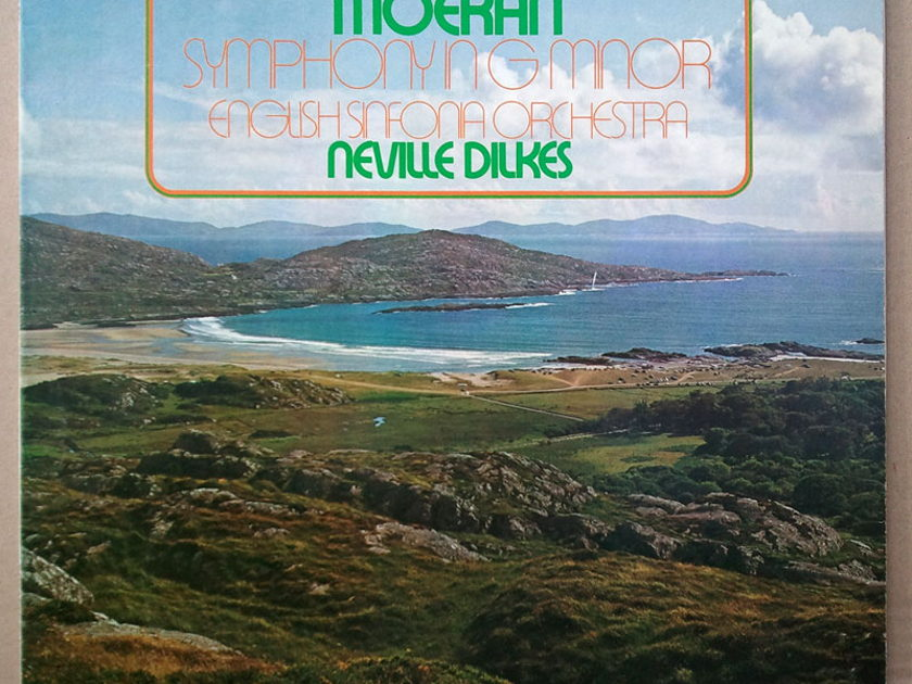 Audiophile MFSL | DILLKES/MOERAN -  Symphony in G Minor / NM