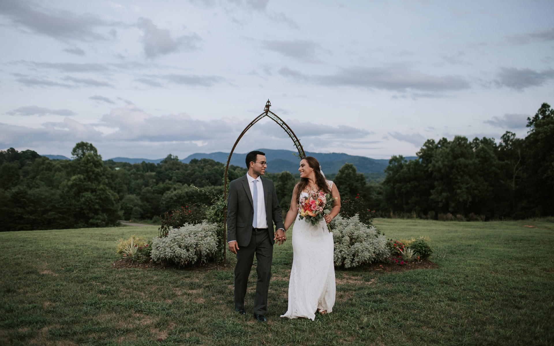 Emotional Elopement Wedding that Focused on What's Important – Love and Forever Commitment