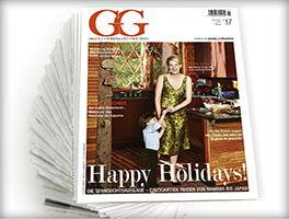 GG - Das neue Magazin ist da