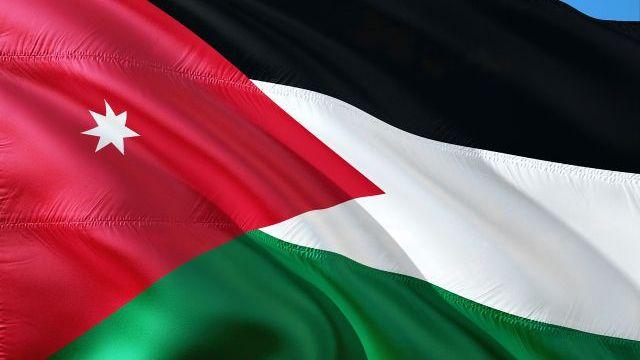 Jordan's flag