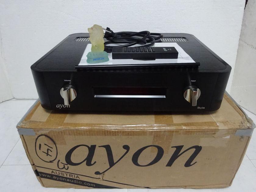 Ayon Audio Skylla II Dac/Pre - Free shipping (230V @ 50/60Hz)