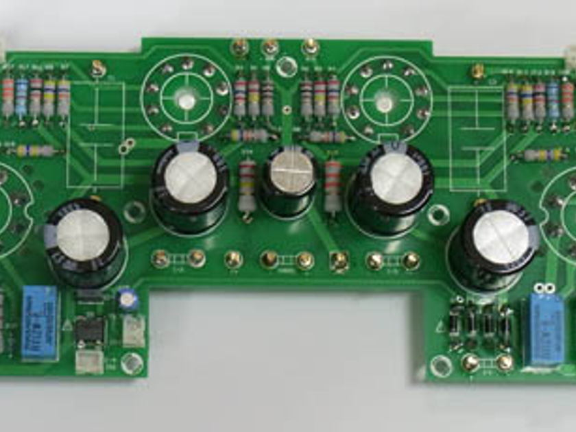 Triode  Corporation trk-3488  class a integrated amp (kit)