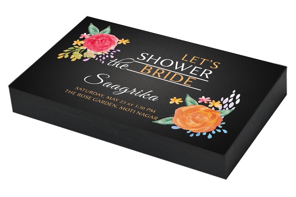 High Class Bridal Shower Invitation