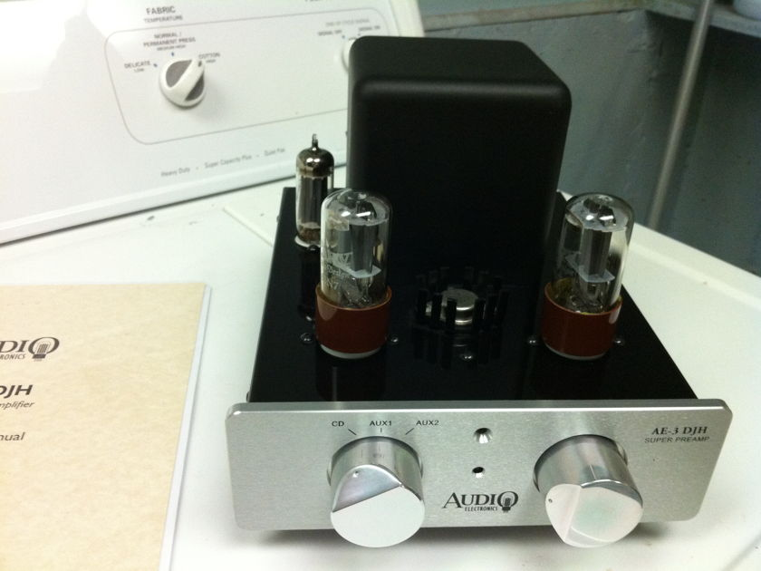 AES (Cary) AE3-DJH Super Preamp