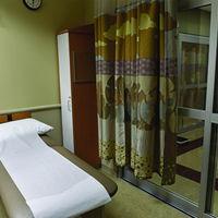 Walk-in Clinic room