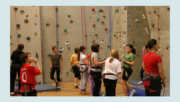 move kletterhalle kindergruppe